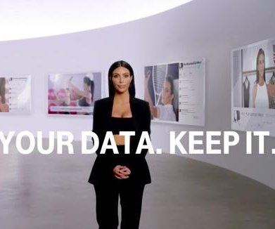 Kim Kardashian mourns wasted data in T-Mobile Super Bowl ad