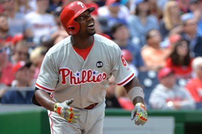 Phlialdelphia Phillies snap streak against Washington Nationals