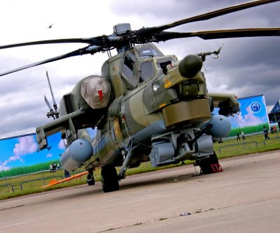 Pilot dead after Mi-28 helicopter crashes during air show in Russia