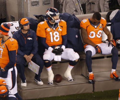 Denver Broncos' offensive line will be in attack mode in Super Bowl 50