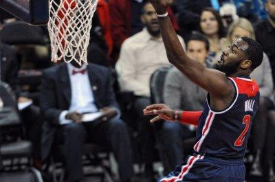 John Wall helps Washington Wizards snap skid against New York Knicks