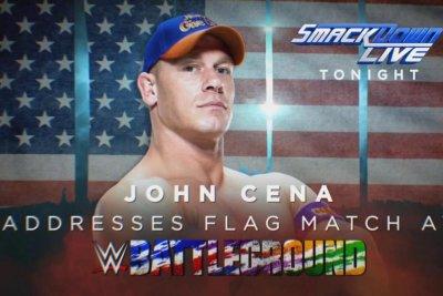 WWE Smackdown: Jinder Mahal brings Punjabi Prison, John Cena ambushed