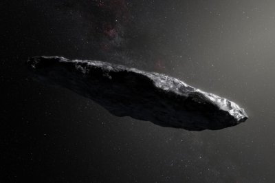 Interstellar asteroid 'Oumuamua may actually be made of ice