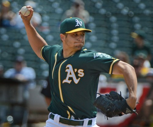 A's hope to build on hot streak vs. torrid Red Sox