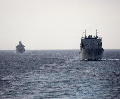 Bataan ARG and 26th MEU complete passage through Strait of Hormuz
