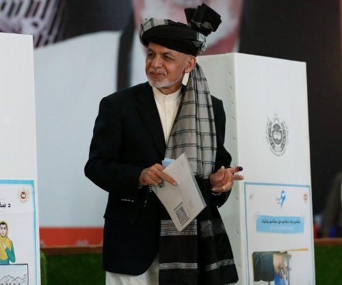 Ashraf Ghani declared winner of Afghanistan presidential election