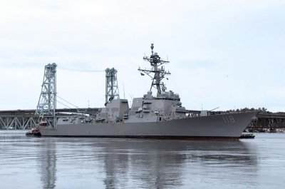 Navy accepts delivery of USS Daniel Inouye