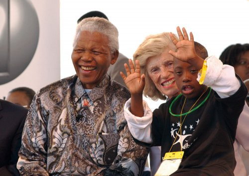Mandela treated for lung infection