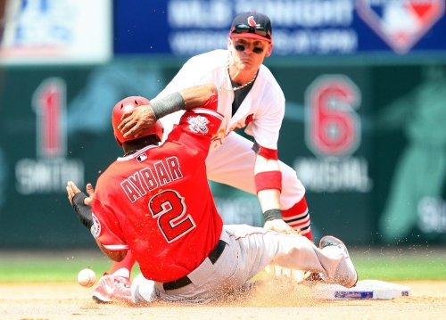 MLB: St. Louis 6, LA Angels 5 (10 innings)