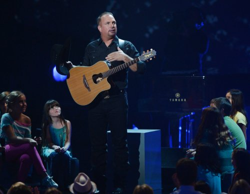 Garth Brooks becomes first-time grandfather at 51
