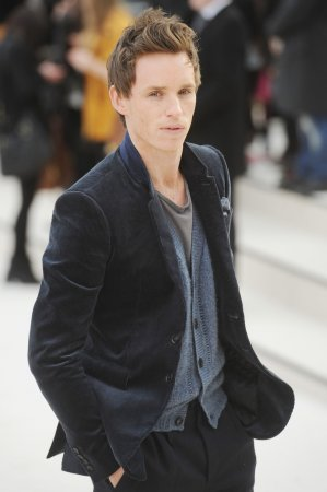 Redmayne says Cohen, Carter brought lightness to 'Les Miserables' set