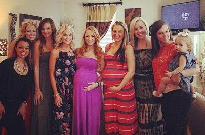 Maci Bookout celebrates future daughter at baby shower