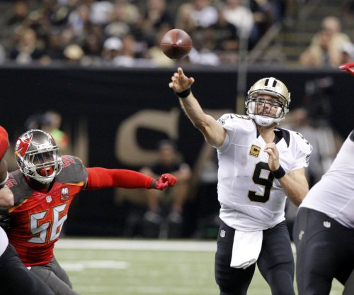 Saints QB Drew Brees admits shoulder bothered him