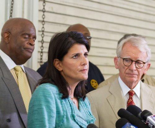 S.C. Gov. Nikki Haley walks back negative Rubio, Bush comments after 'long couple of days'