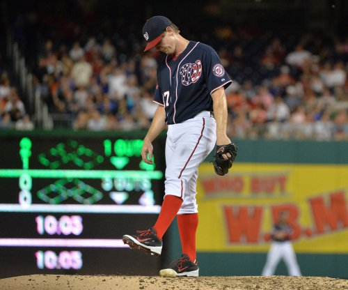 Nationals P Stephen Strasburg to test free agency after 2016