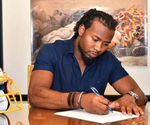 Watch: Josh Norman signs with Washington Redskins