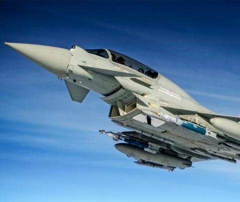U.K. Typhoon enhancements enter operational evaluation phase