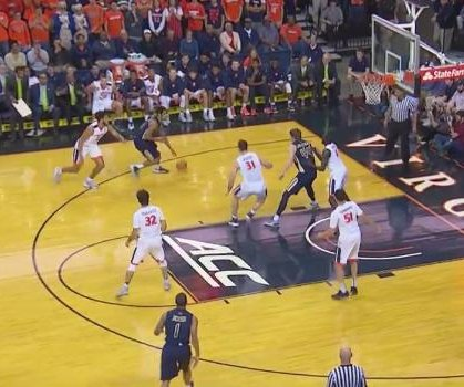 Marial Shayok lifts No. 16 Virginia over Georgia Tech for fourth straight win