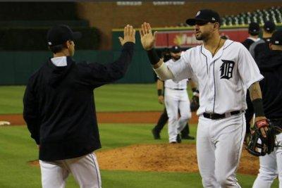 Ian Kinsler, Detroit Tigers rock Felix Hernandez, Seattle Mariners in 24-hit victory