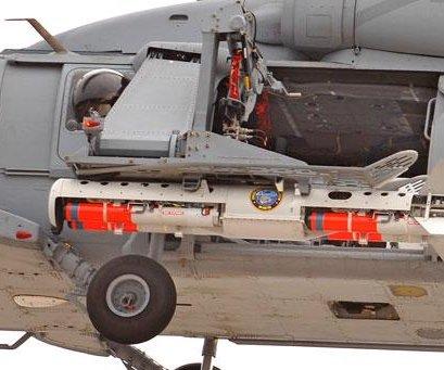 Raytheon receives anti-mine contract