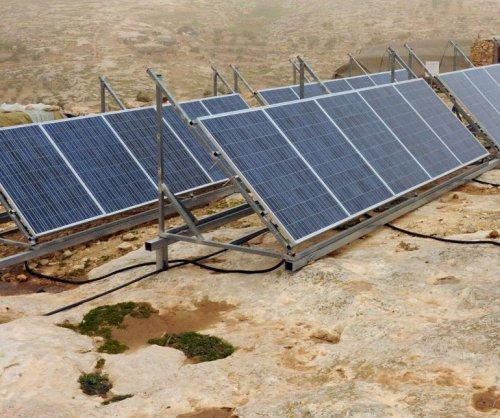 U.S. solar power gaining momentum