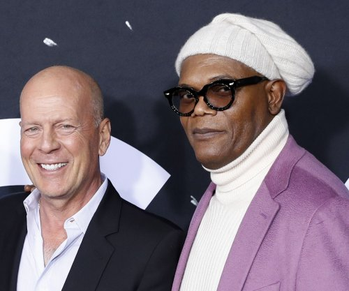 'Glass' tops the North American box office with $40.6M