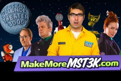 'Mystery Science Theater 3000' launches Kickstarter to fund new season