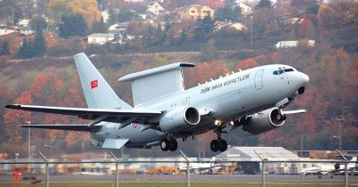Turkey receives third 737 Peace Eagle surveillance aircraft from Boeing