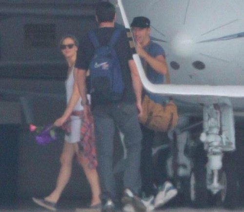 Jennifer Lawrence, Chris Martin photographed together in LA