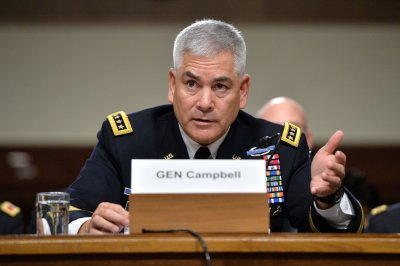 Top U.S. commander: Military needs 'different' plan in Afghanistan