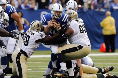 Indianapolis Colts: Road ahead doesn't look easy