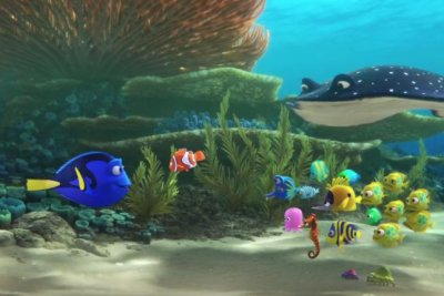 'Finding Dory' trailer sees Dory search for her family