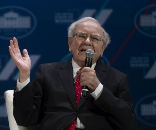 Warren Buffett donates $2.8B to charity
