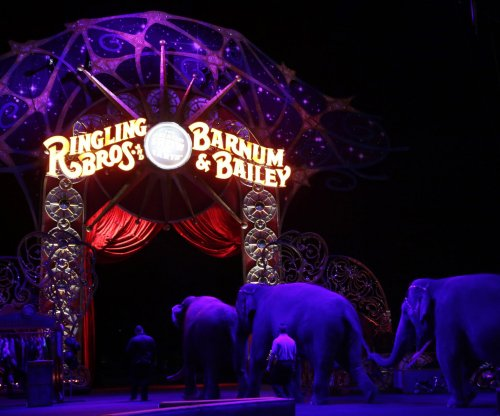 Ringling Bros. and Barnum & Bailey Circus to end in May after 146 years