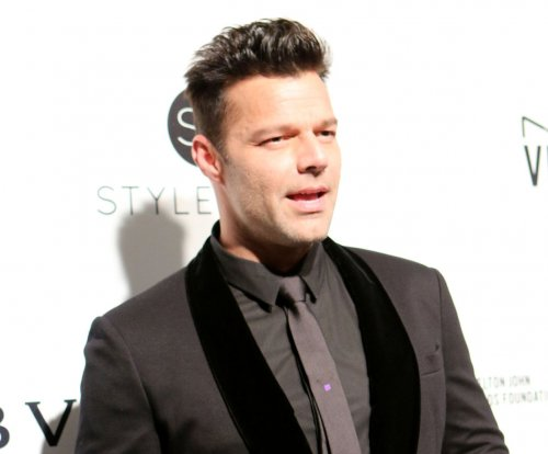 Ricky Martin to play Gianni Versace's partner in 'American Crime Story'