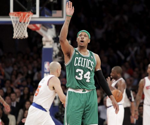 Legend Paul Pierce signs one-day contract to retire with Boston Celtics
