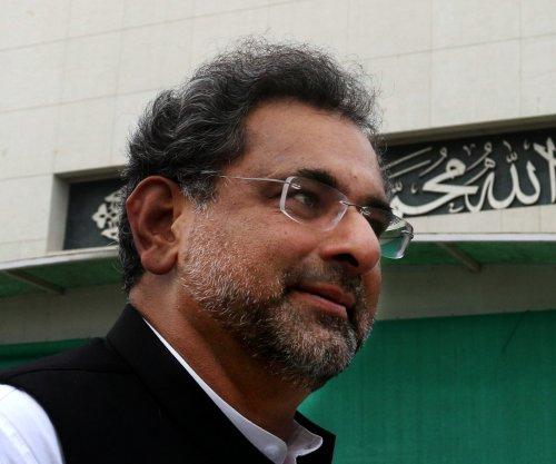Pakistan's parliament elects Abbasi interim prime minister