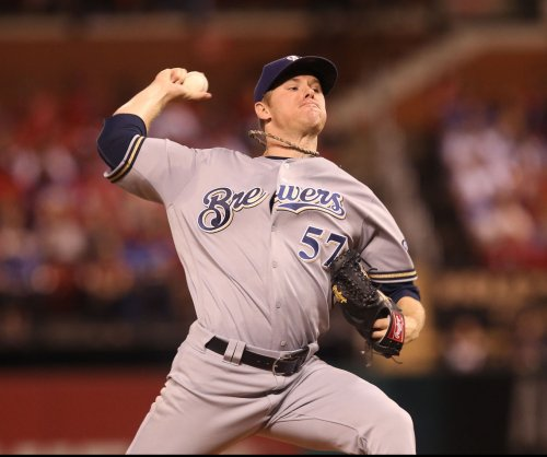 Anderson hopes to lead Brewers to series win vs. Phillies