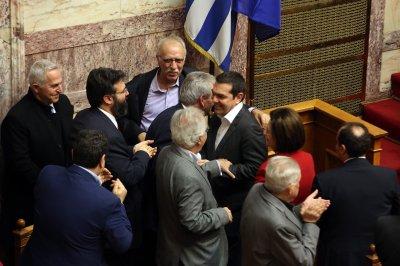 Greece narrowly approves North Macedonia name change