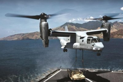 Bell Boeing signs $10.7M contract for V-22 Osprey radar upgrades