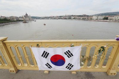 Two bodies confirmed as South Koreans in Hungary boat sinking