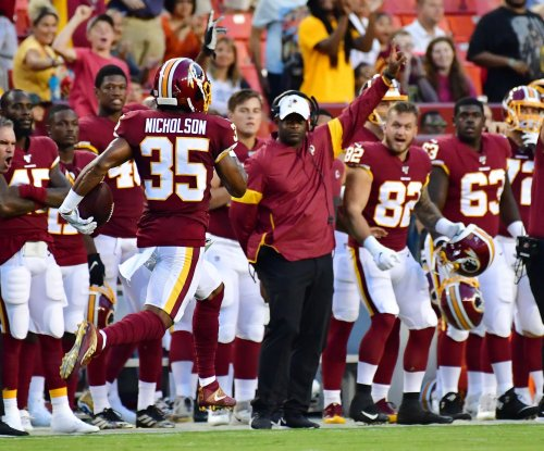 Redskins get 96-yard INT for TD, Dwayne Haskins shines in loss to Bengals