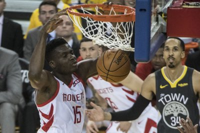 Rockets trade Clint Capela, Nenê to Hawks in NBA's biggest trade in 20 years