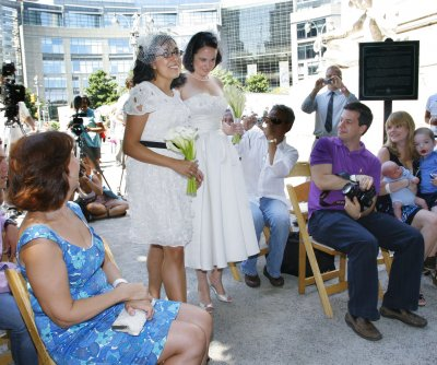 Same-sex weddings generate billions to state, local economies, UCLA study says