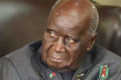 'African Ghandi' Kenneth Kaunda dead at 97