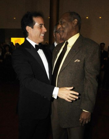 Cosby presented with Twain Prize for Humor