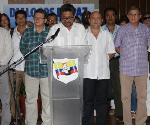 Colombia FARC rebels announce month-long unilateral ceasefire