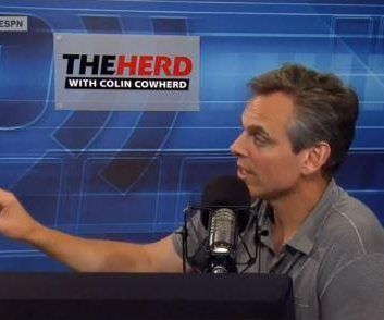 ESPN cuts ties with Cowherd over remarks about Dominican players
