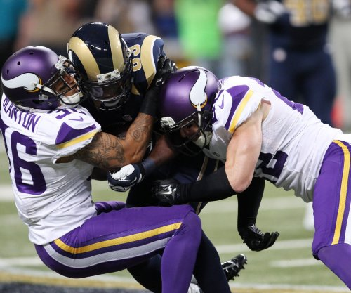 Vikings S Harrison Smith ruled out vs. Falcons