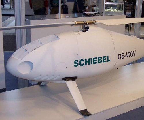 Schiebel completes AirScout-equipped Camcopter flight tests